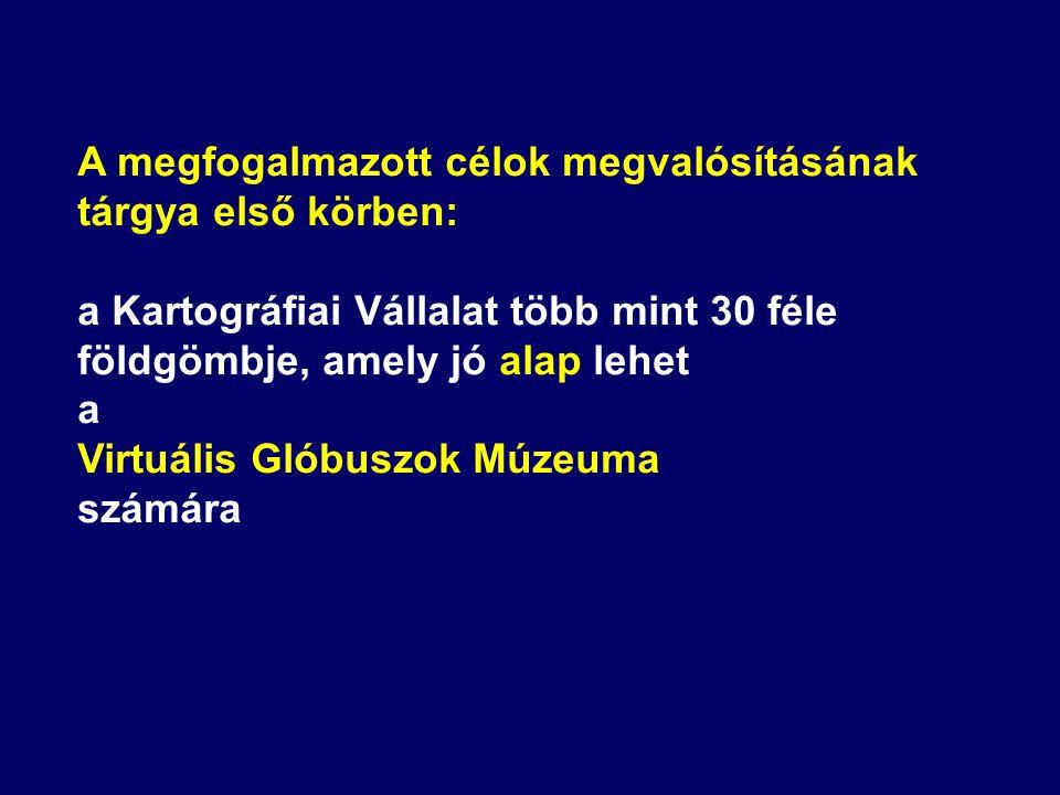 Perczel László földgömbje (OSZK) Vajon egy restaurálás segítene?!