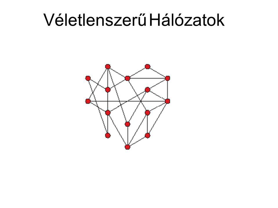 Véletlenszerű Hálózatok