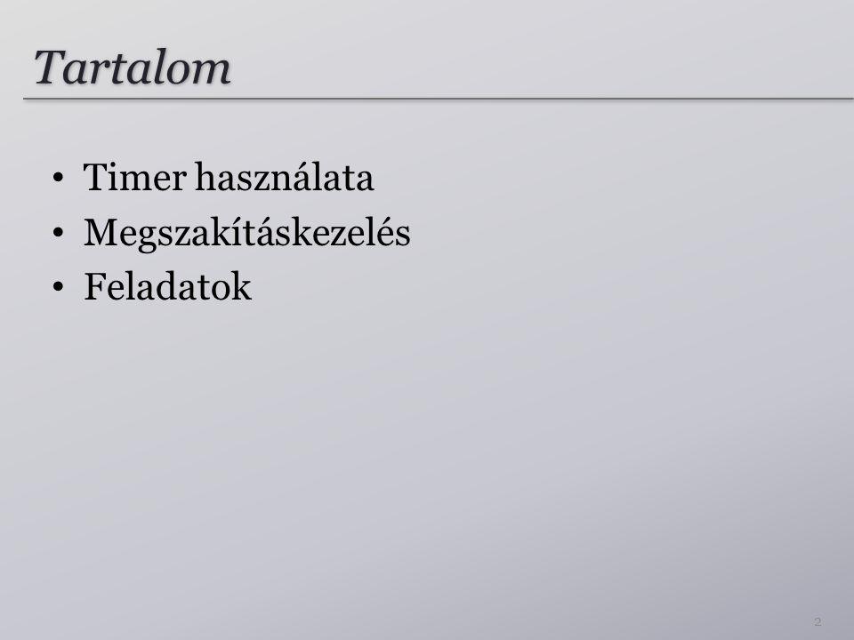 Timerek 3