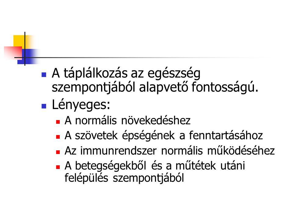 Antropometriai vizsgálatok 1.