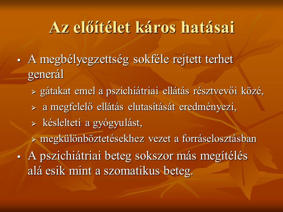 Címkézés – diagnózis Címkézés – diagnózis Sztereotípiák Sztereotípiák Filmek ( pl.
