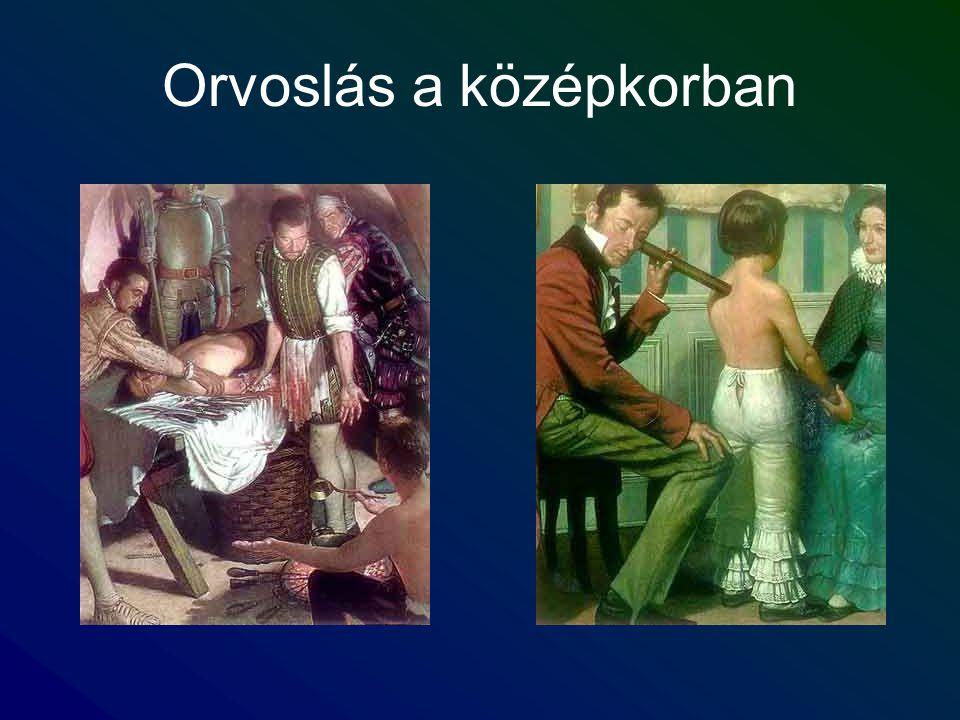 Orvoslás a középkorban