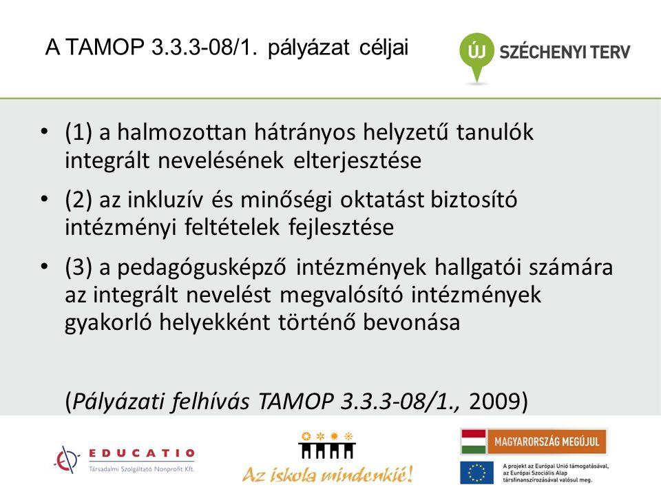A TAMOP 3.3.3-08/1.
