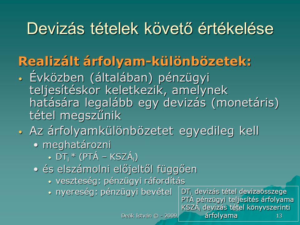 Deák István © - 2009.