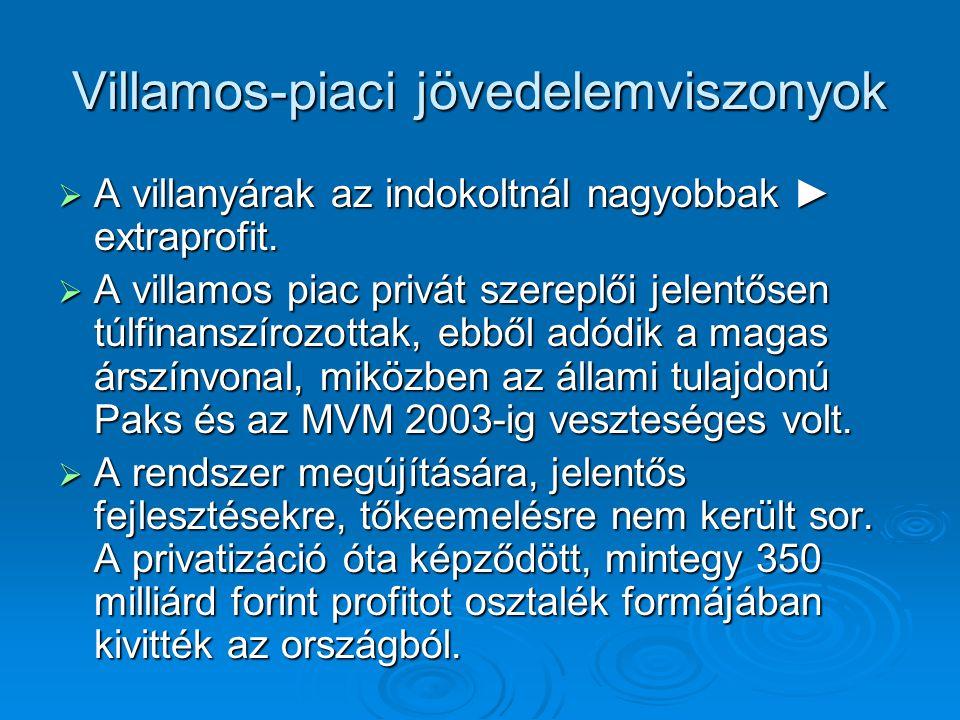 MVM és Mavir  Magyar Villamos Művek Zrt.