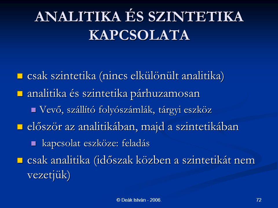 72© Deák István - 2006.
