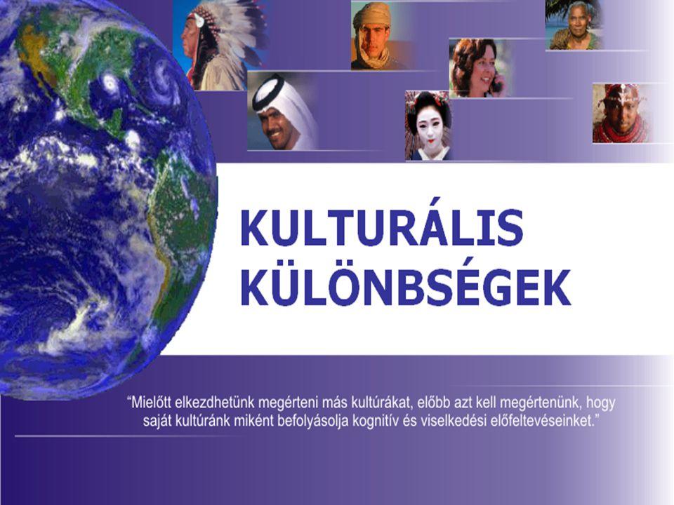 Kluckhohn és Strodtbeck Munkásságuk során az alábbi kulturális dimenziókat különítették el: dimenziókat  Milyen az emberek alaptermészete.