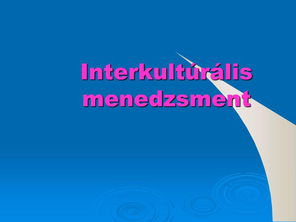 Interkultúrális menedzsment