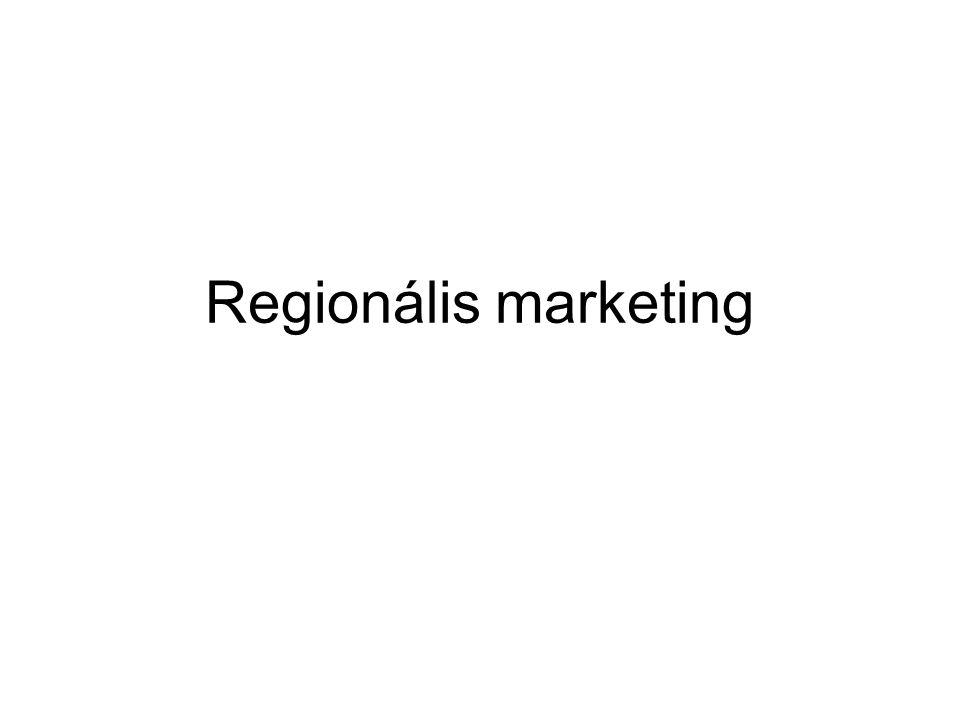Regionális marketing