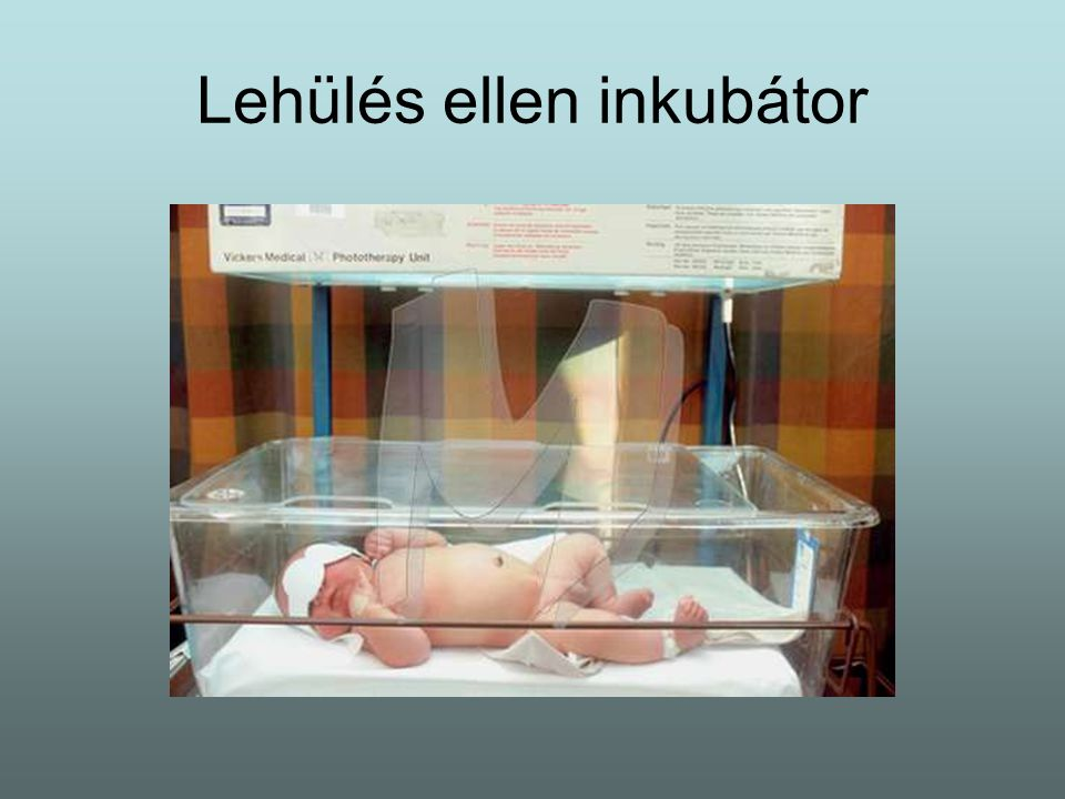 Lehülés ellen inkubátor