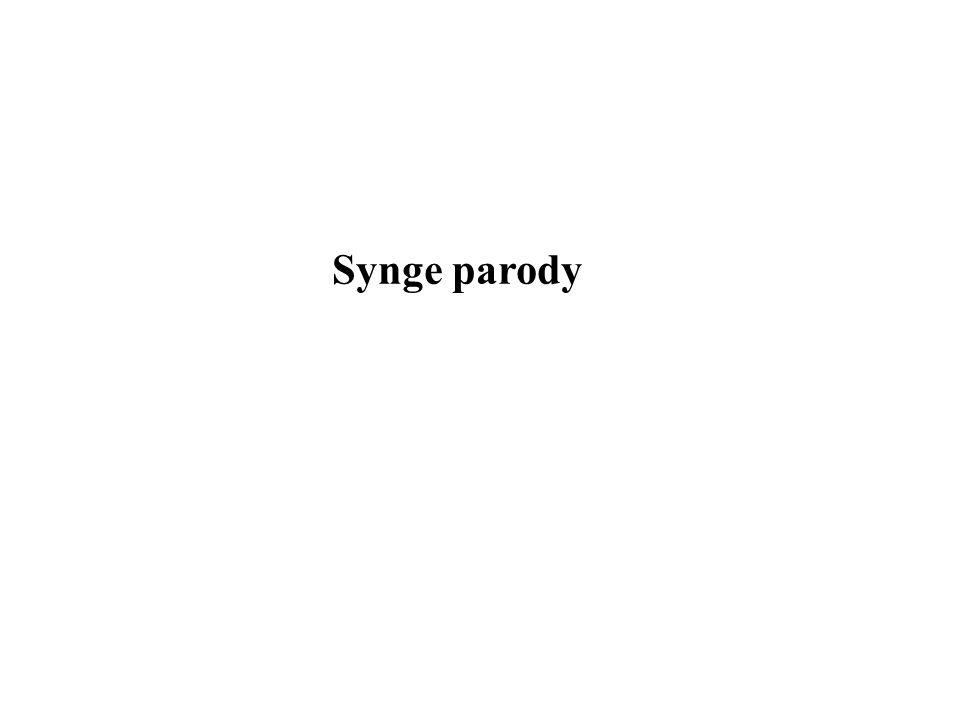 Synge parody