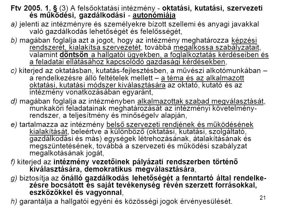21 Ftv 2005. 1.