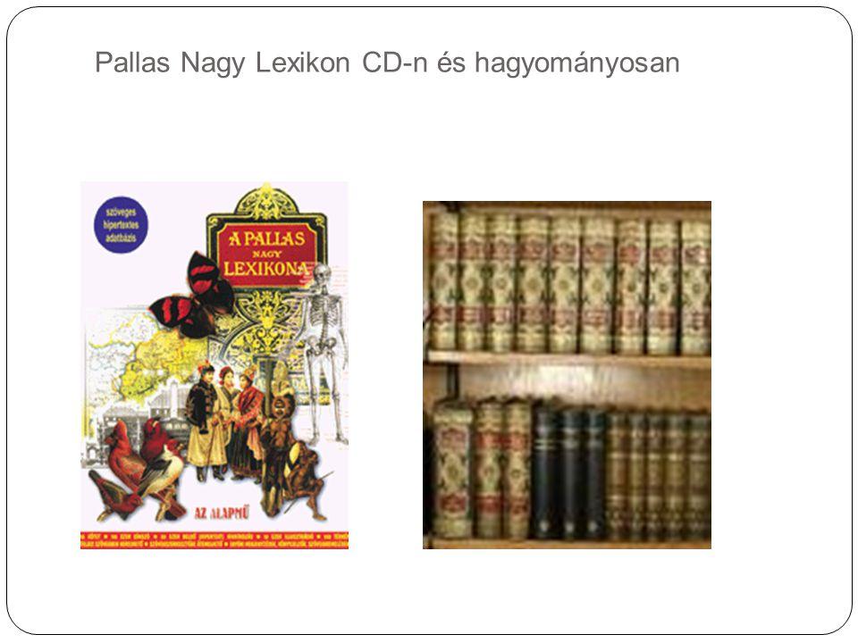 Révai Nagy Lexikona.Az ismeretek enciklopédiája 1911-1926, 19 kötet, majd 1927-ben a 20.