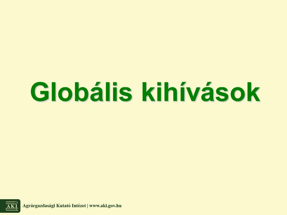 Globális kihívások