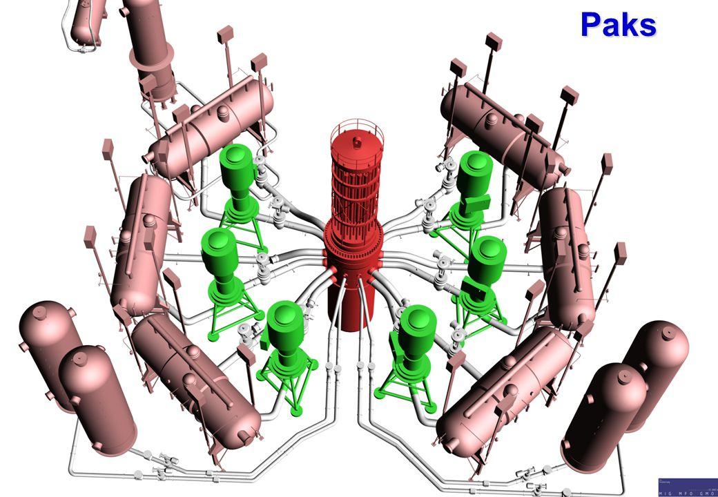 Atomreaktorok anyagai Debreceni Egyetem, Műszaki Kar, 2009/2010. II. félévPaks