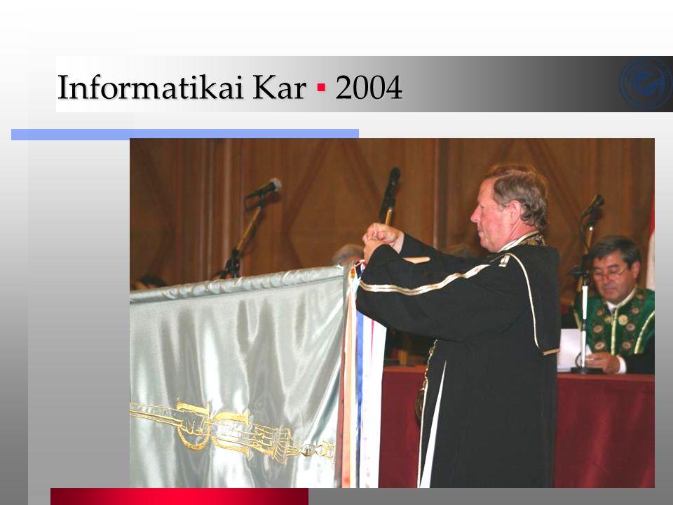 Informatikai Kar ▪ 2004