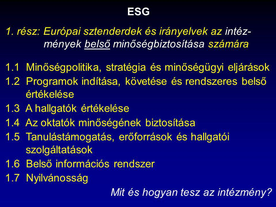 ESGESG 1.