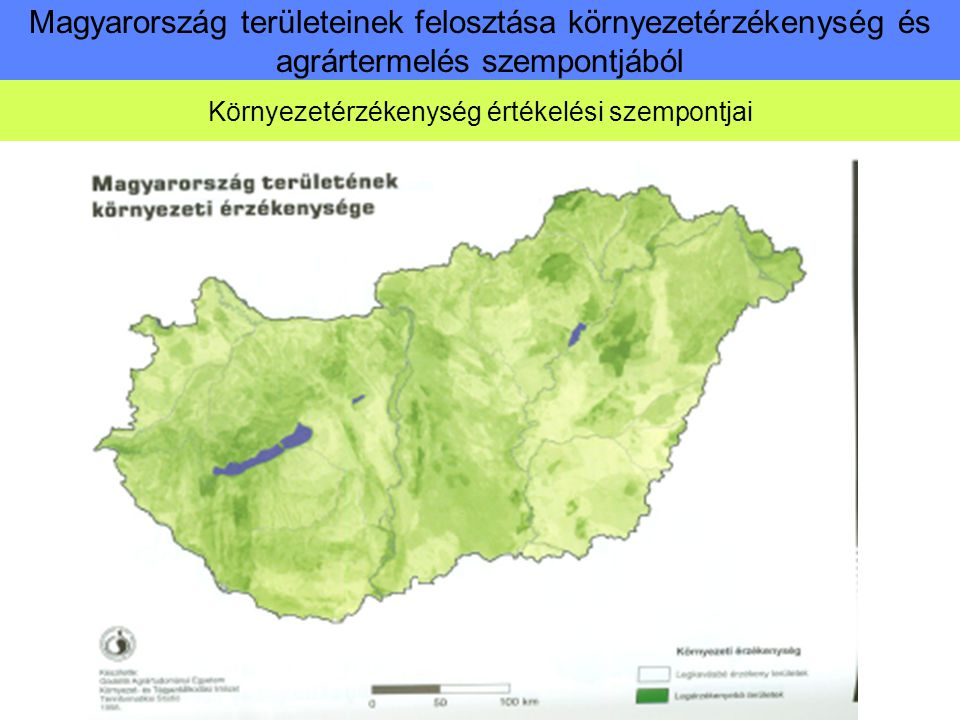 A trágyázás környezetkárosító hatásai 4. A felszíni természetes vizek eutrofizációja.