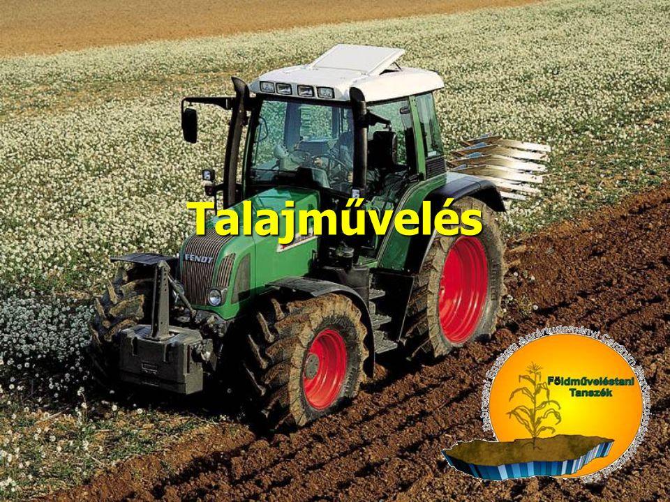 Tavaszi vetésű növények talajművelési rendszere későn lekerülő elővetemények után TARLÓ tarló és szármaradványok felaprítása őszi szántás a szántás nyitva hagyása a szántás elmunkálása tarló és szármaradványok felaprítása tavaszi alapművelés tavaszi szántás deflálódó homok láptalajokon elmaradt őszi szántás kombinált alapművelés vetés, felületlezárás magágykészítés vetés vetés utáni elmunkálás Nyiri L.
