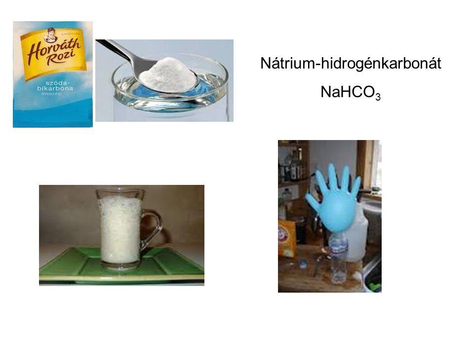 Nátrium-hidrogénkarbonát NaHCO 3