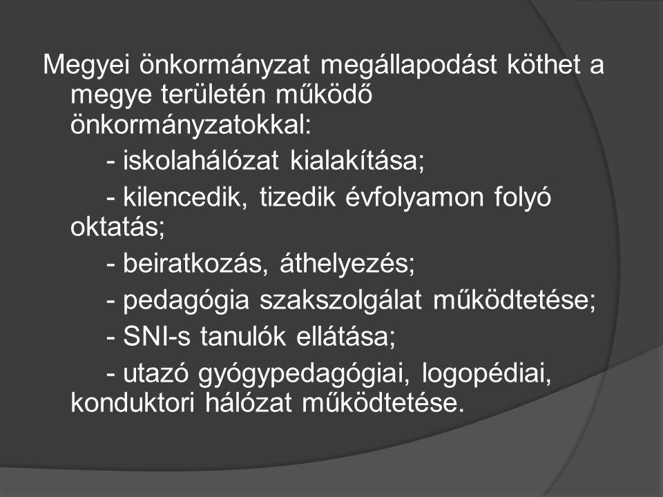 Kormányrendeletben szabályozzák: - óvodai nevelés országos alapprogramja; - nemzeti alaptanterv; - érettségi vizsga vizsgaszabályzatának bevezetése; - diákigazolvány kiadásával, használatával kapcsolatos kérdéseket; - pedagógus szakvizsga bevezetését, továbbképzés rendszerét; - pedagógusok szakkönyvvásárlásáról; - pedagógusigazolvány kiadását, kezelését.
