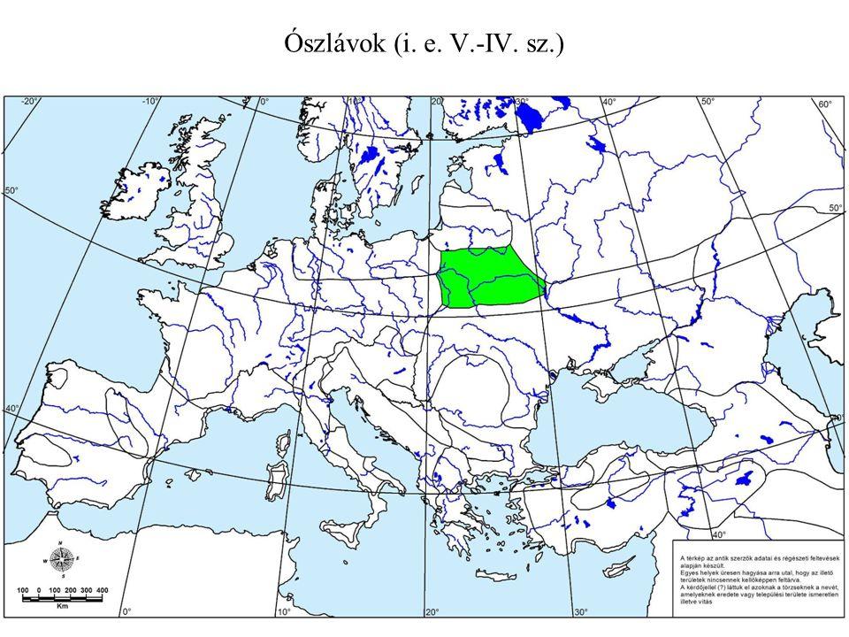 Avar Birodalom (568-796) Frank Királyság Kordovai Emírség Longobárd Kir.