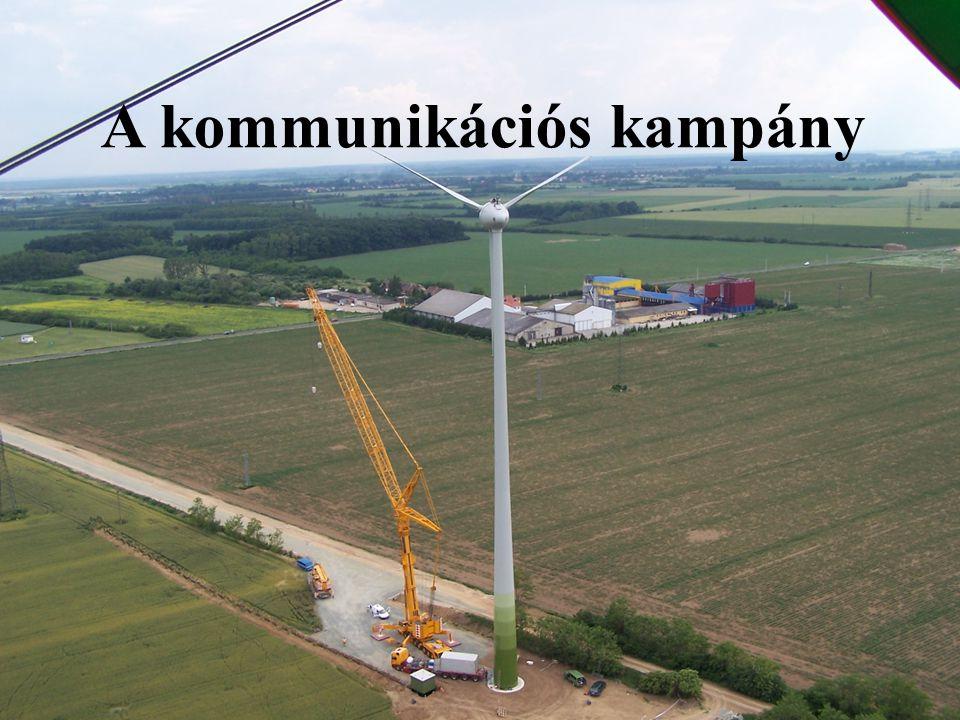 - II.ütemben további 3 db gép (2x1,8 MW, 1x600 kW), -III.