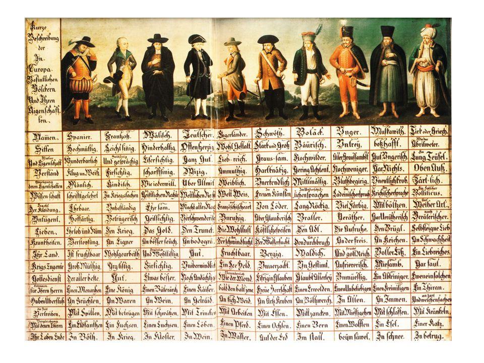 Nemzet és állam –alapelv: a kettőnek egybe kell esnie az államnemzeti modellben: a nemzet egységét az állami keretek határozzák meg – a kulturálisan idegen elemnek be kell olvadnia (Franciaország, Nagy-Britannia, Spanyolország); a kultúrnemzeti modellben: az állam a kulturális nemzet kereteihez igazodik (Németország, Olaszország; elvileg: Közép-Kelet-Európa); –rendszeridegen megoldások: Trianon (→ ← a nemzeti önrendelkezés wilsoni elve, 1919); Szovjetunió, Jugoszlávia, Csehszlovákia