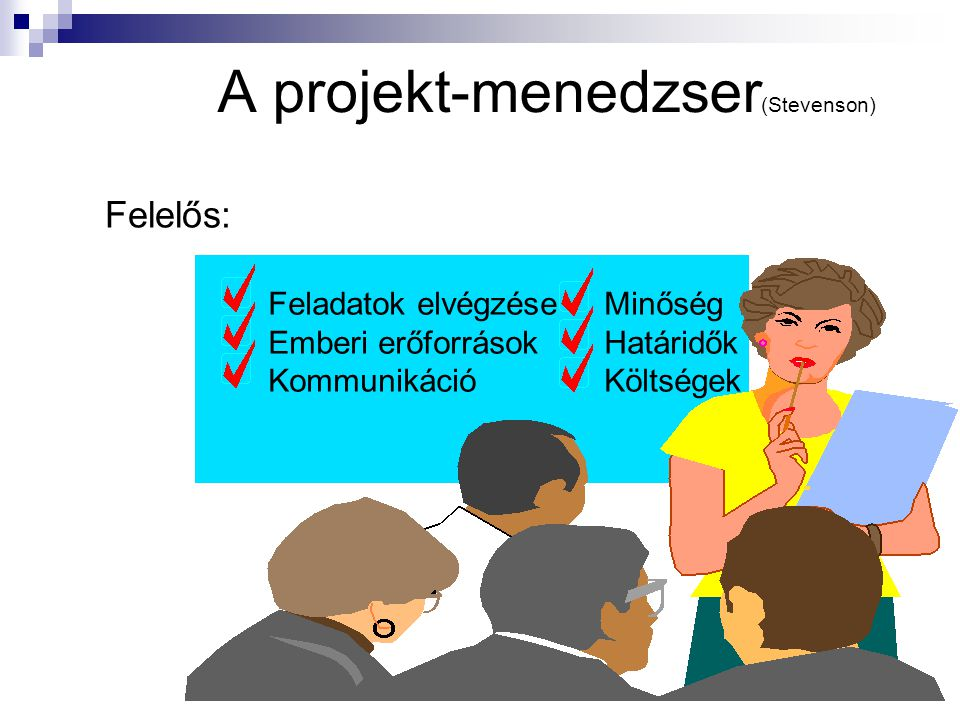 Projekt-menedzsment