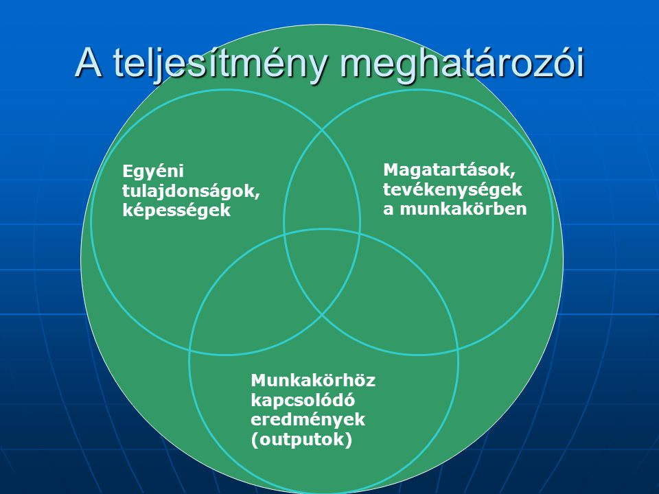 Teljesítményre épülő bérrendszerek III.
