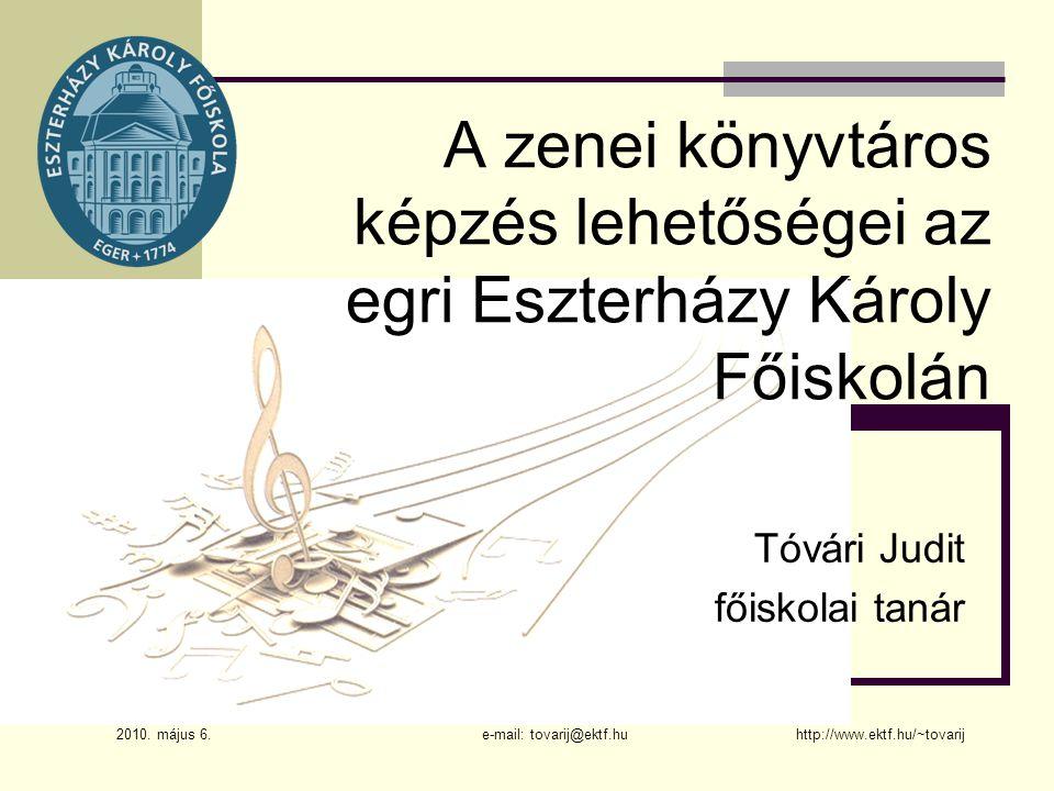 http://www.ektf.hu/~tovarij2010.