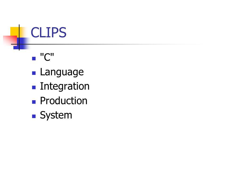 (defrule) parancs - 1.clp [1] Szabály definiálására használjuk. (defrule [ ] [ ] * => * )