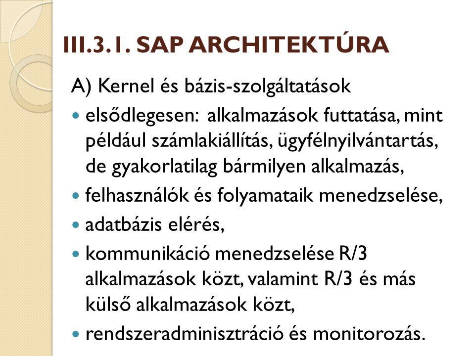 A kernel tartalmaz egy interpretert, amely képes AB AP/4 nyelven írt programok futtatására.