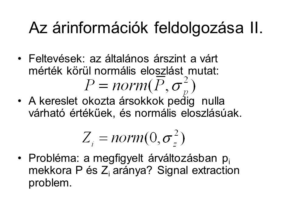 Nordhaus (1975) monetáris opportunizmus modellje Alapmodell, ez a kiindulópont.