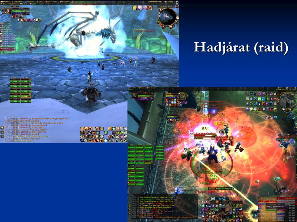 Hadjárat (raid)