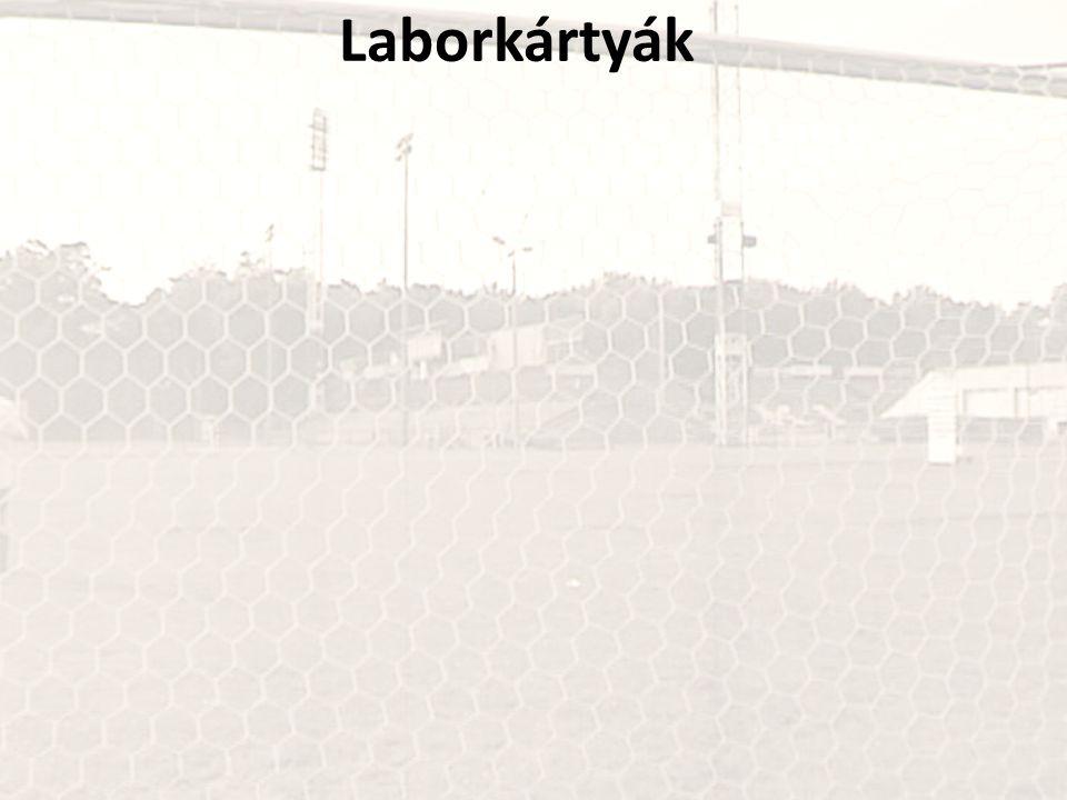 Laborkártyák