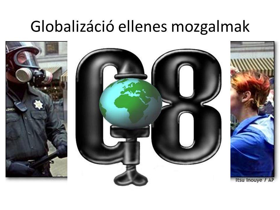 """Globalizáció ellenes mozgalmak Klaus Schwab szerint egy humánusabb globalizáció szükséges: """"a globalizáció gazdasági jólétet teremt, viszont a gazdasá"""