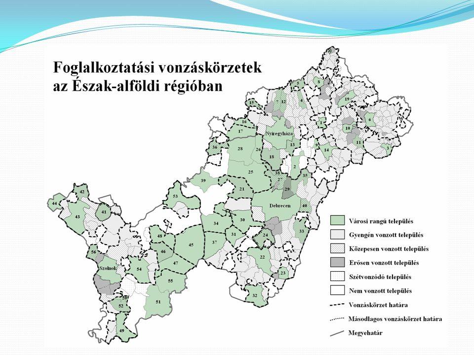 Az a terület, amelyet egy település – rendszerint város – központi funkciói ellátnak, kiszolgálnak.