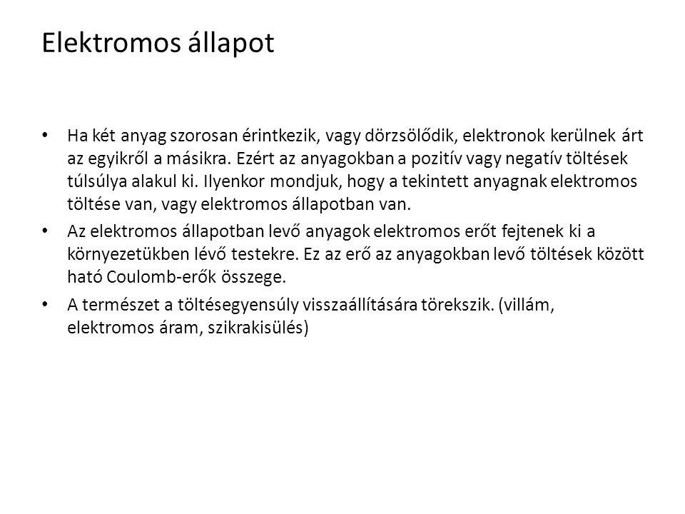 Villám Töltések szétválása zivatarcellában http://repulnijo.hu/wp-content/uploads/2008/05/villam_33.jpg Csalánba nem üt a ménkű.