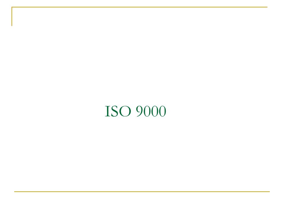 4.2 dokumentálás Dokumentált eljárások megkövetelése A dokumentumoknak biztosítaniuk kell az eljárások hatékony működését A feljegyzéseknek biztosítaniuk kell az elvégzett dolgok igazolását Kötelező dokumentumok:  Minőségügyi kézikönyv  Folyamatok leírása  Dokumentált eljárás: Dokumentumok kezelése Minőségügyi feljegyzések kezelése Belső auditok Nem megfelelő termék kezelése Javító, helyesbítő intézkedések Megelőző tevékenységek A többi folyamatra nem kötelező
