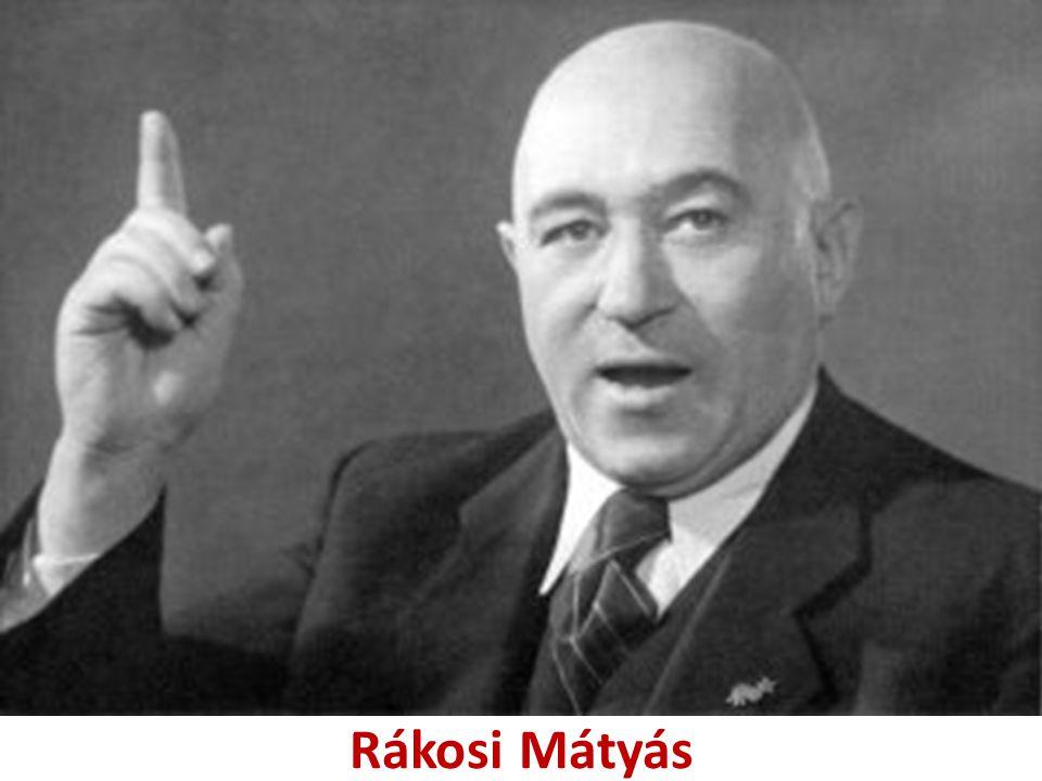 Rákosi Mátyás