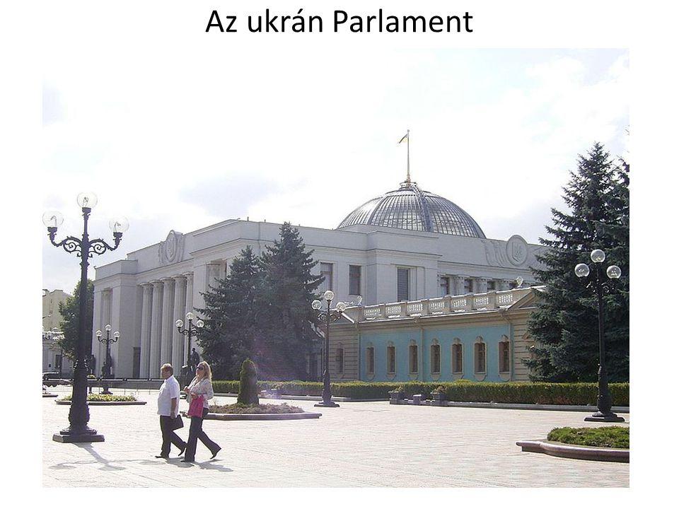 Az ukrán Parlament