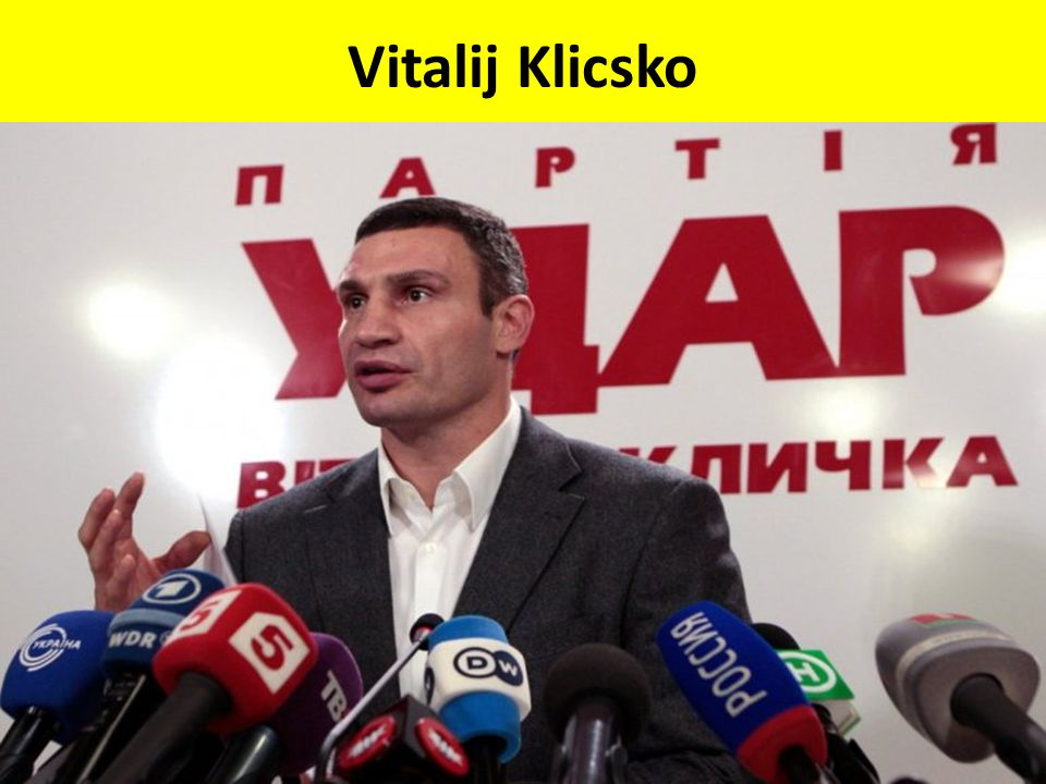 Vitalij Klicsko