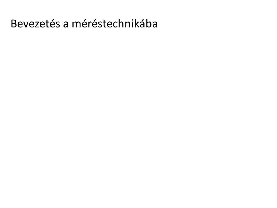 Az oszcilloszkóp kezelése Méréstechnika jegyzet 2.3. fejezet, 78. oldal (analóg oszcilloszkóp)