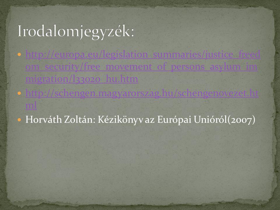 http://europa.eu/legislation_summaries/justice_freed om_security/free_movement_of_persons_asylum_im migration/l33020_hu.htm http://europa.eu/legislati