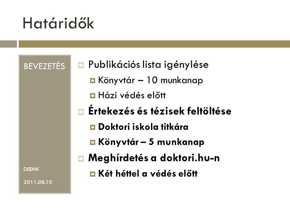 http://ebib.lib.unideb.hu Publikációs Adatbázis