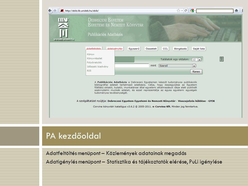 Kérdések? DEA DEENK 2011.08.10 Köszönöm a figyelmet! E-mail: dspace-help@lib.unideb.hu