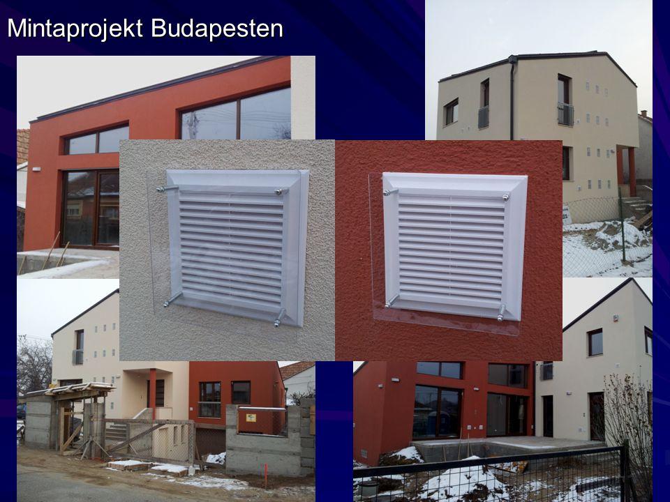 Mintaprojekt Budapesten