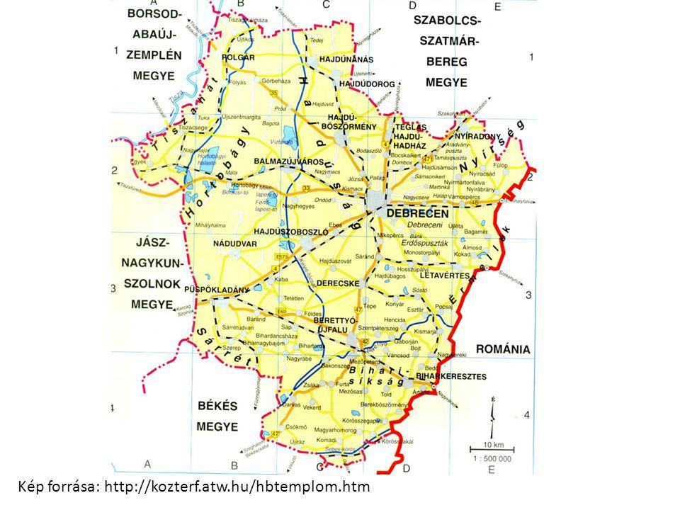 Berettyóújfalu, mint közigazgatási központ 2013.január 1-től a város járási központ lett.