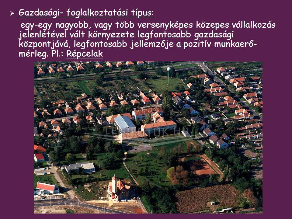  Klasszikus üdülővárosok : egyedi vonzásuk (pl.